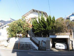 売土地古家付(三島富士ビレッジ)
