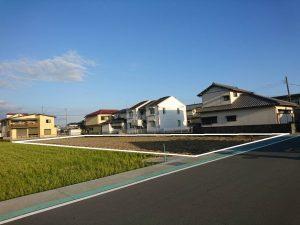 売土地(富士市五貫島)