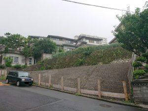 一般競争入札による県有地売却物件(熱海市緑ガ丘町)