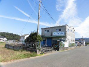 中古倉庫兼事務所(伊豆の国市北江間)