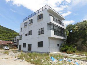 売土地・建物(漁港占用許可付)